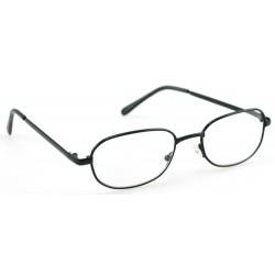 Reading glasses +3.50 Duga Black