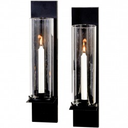 Lampett wall lamp forging 2-pack lantern light lamp
